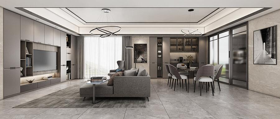 Entry Luxury Style